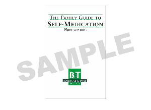 Family Guide to Self-Medication-Homeopathic